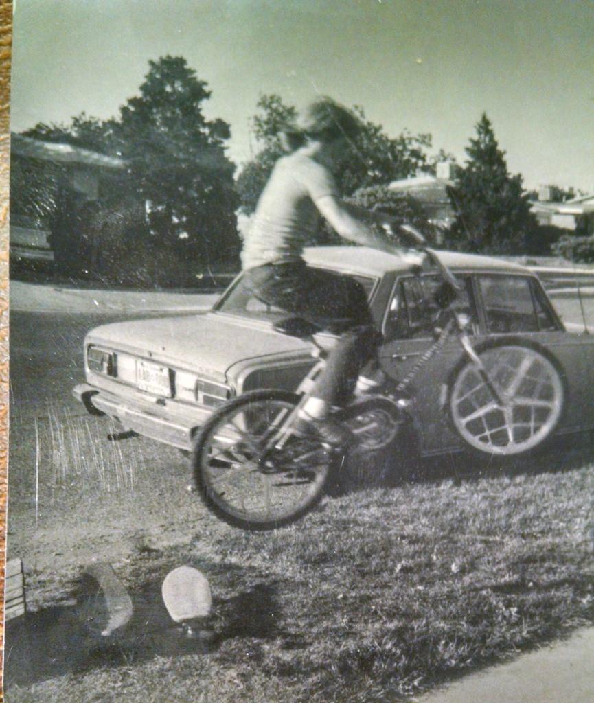 Sending it back in'79.... Old school.