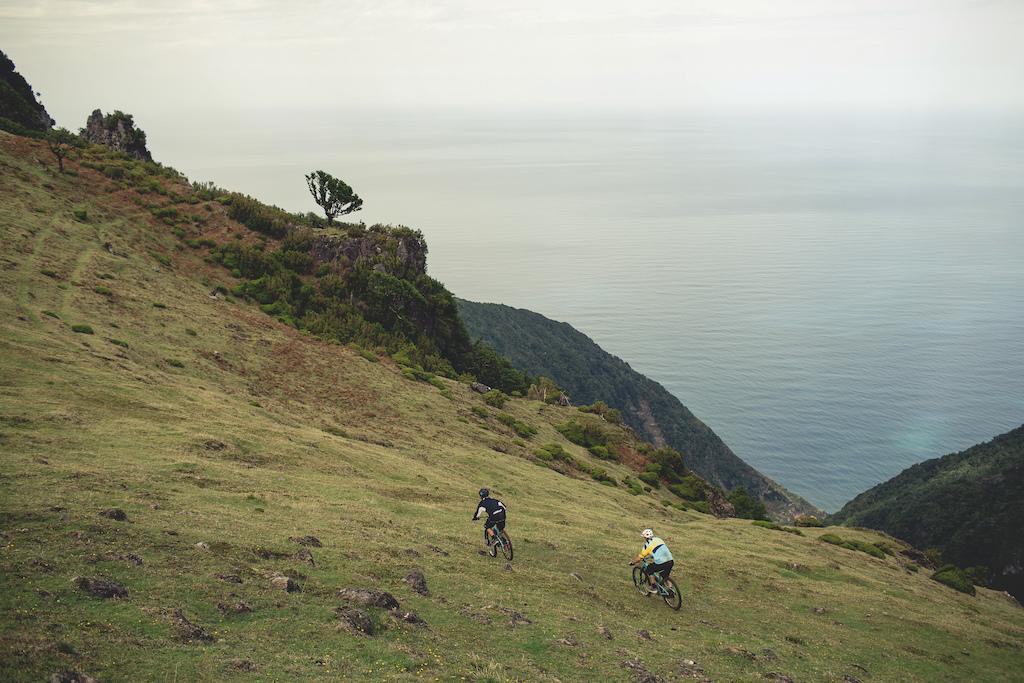 Exploring Madeira with Team MIA Santa Cruz