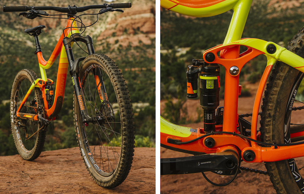 Giant Reign 27.5 1 2015