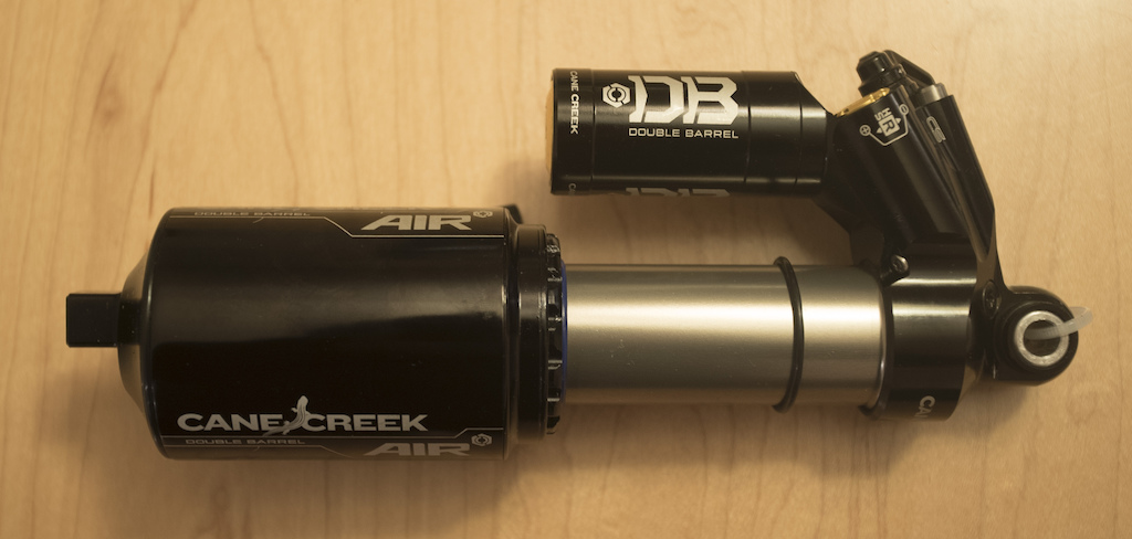2014 Cane Creek Double Barrel Shock For Specialized Enduro
