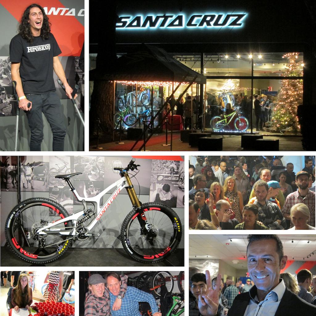 2015 Santa Cruz V10C-6 Rat Boy party