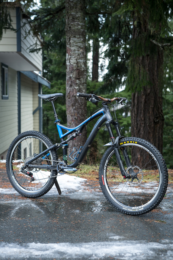 2012 Specialized Stumpjumper Comp Evo with Pike & Reverb