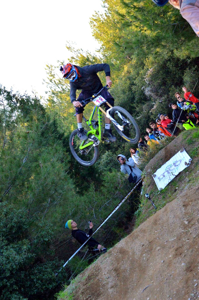 forest gam DH racing 2014