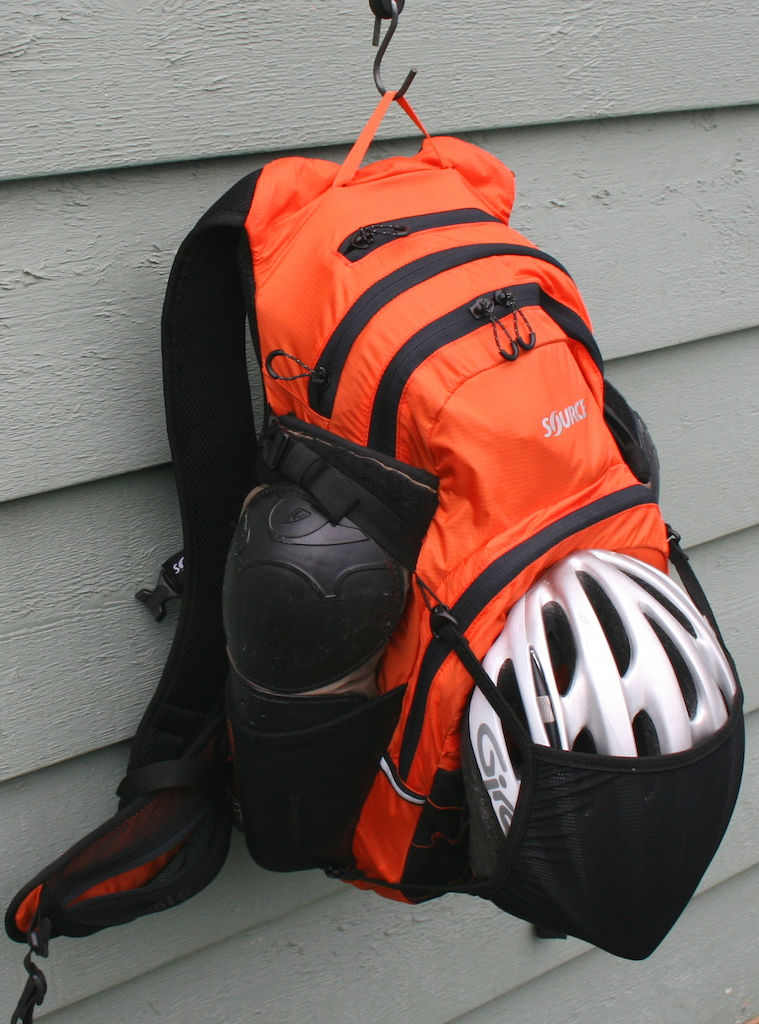 Source Paragon Hydration Pack review