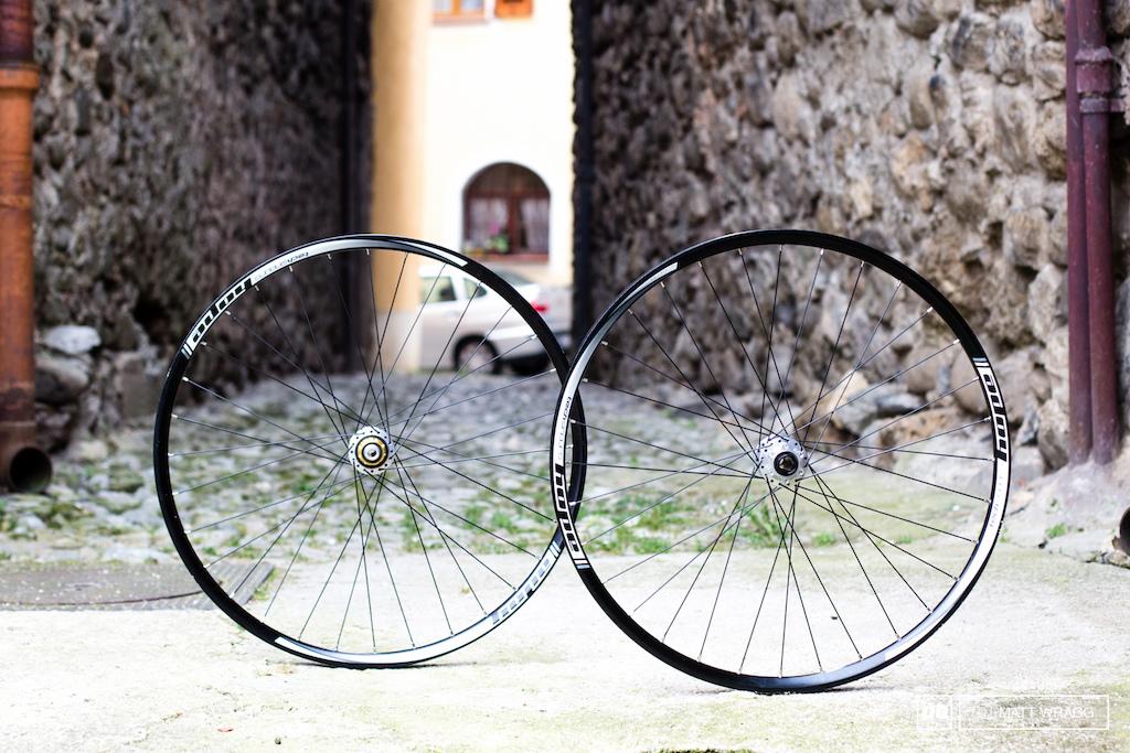 Hope Tech Enduro Wheelset