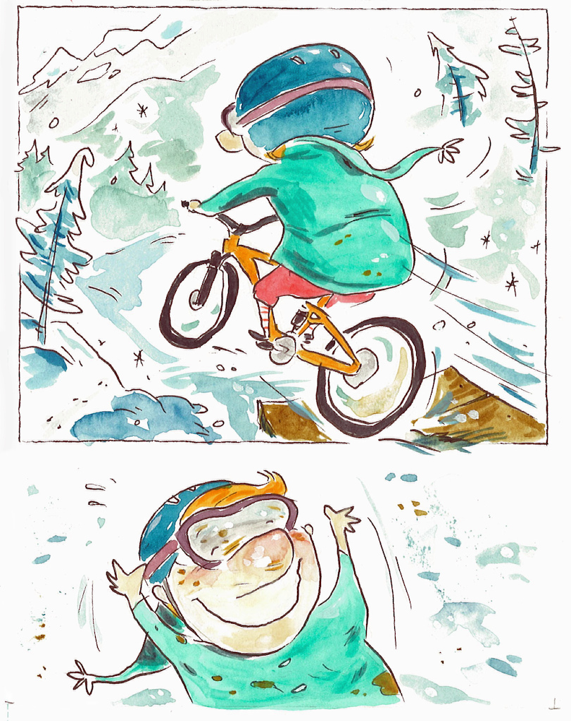 Anton s Awesome Day by helenajuhaszillustration.com Page 11