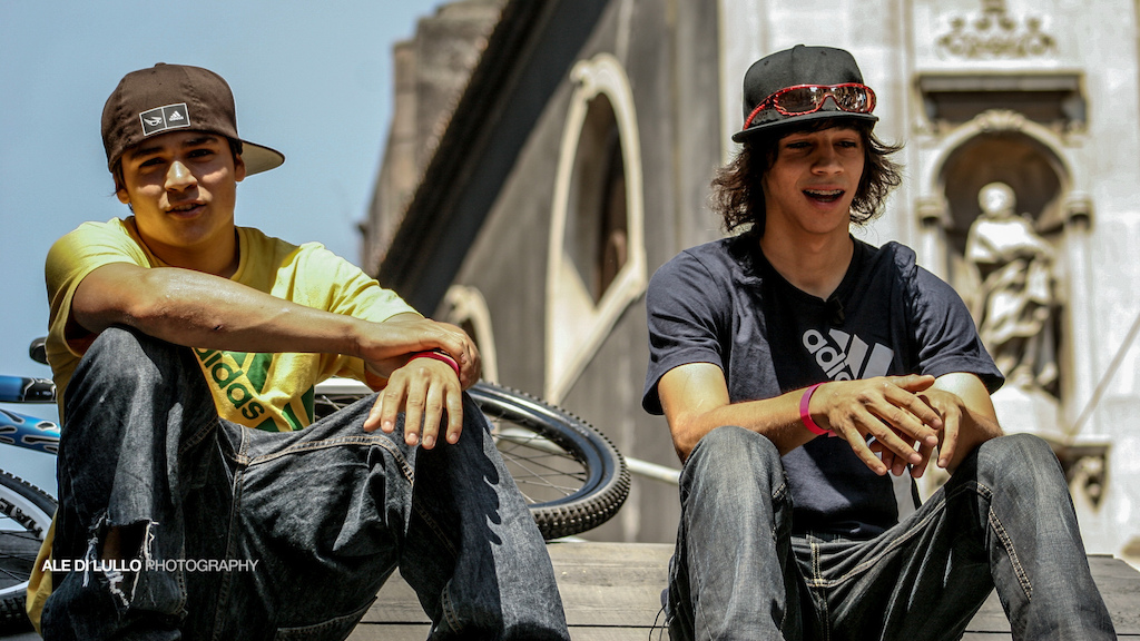 the brothers in 2006