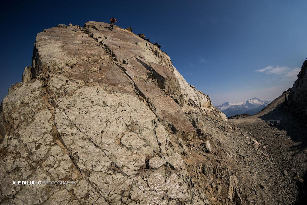 Richie Schley in Whistler