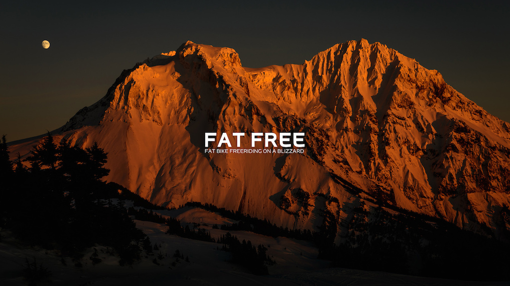 FAT FREE came out of a few days of experimenting and shredding the Blizzard in BC s coastal mountains. It opened all our eyes to the spectacular terrain that s available for fat biking and it proved to us that the only limitations for these bikes are our own preconceived notions. If it was ever even a question the answer is yes. You can and should freeride a fat bike.