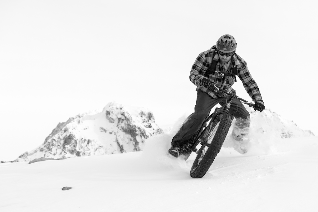 The Godfather can shred every kind of bike. Photo by Brian Park.