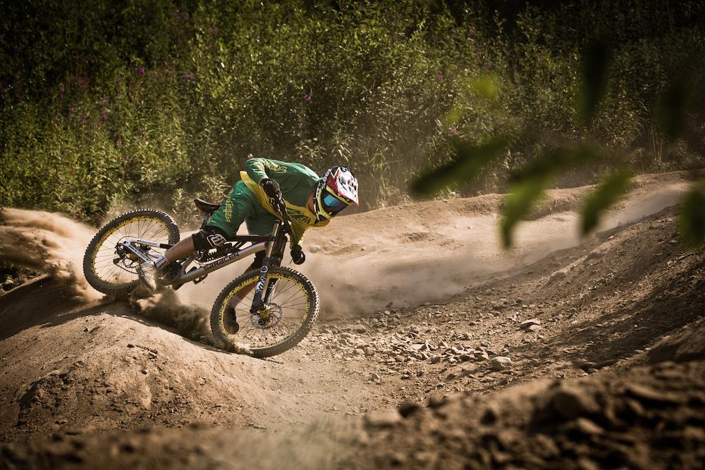 Photos courtesy of Jeron Holy - www.offsetbushings.com