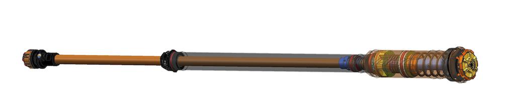 Gabeln Marzocchi Fahrradteile & -komponenten CARTRIDGE DBC C2R2 MAIN TUBE