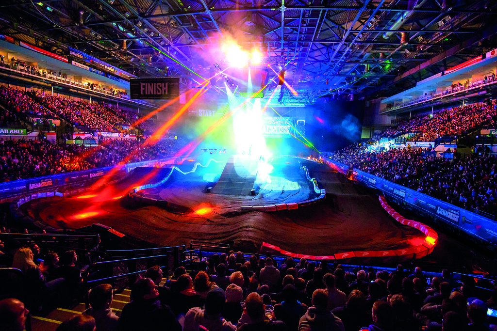 The ArenaCross Tour kicks off this weekend in Manchester, UK