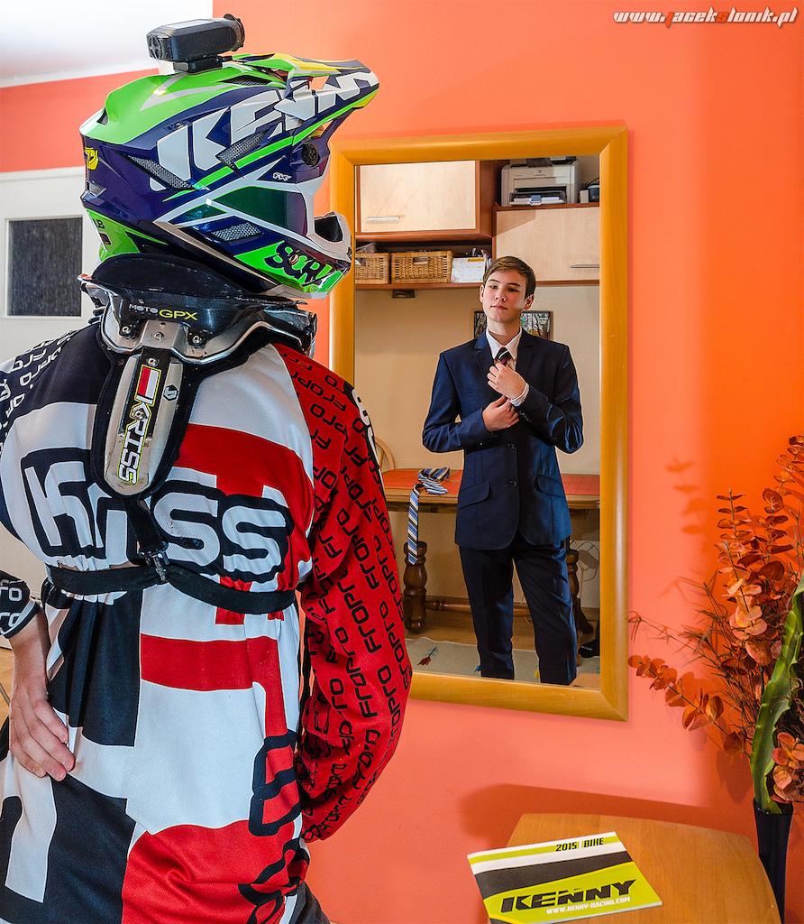 My two faces www.FrowerPower.com / www.43Ride.com / www.extreme-pro.pl / www.JacekSlonik.pl