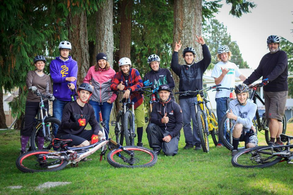 MBIT Course on Mountain Bike Operations MBO Program at Capilano University.