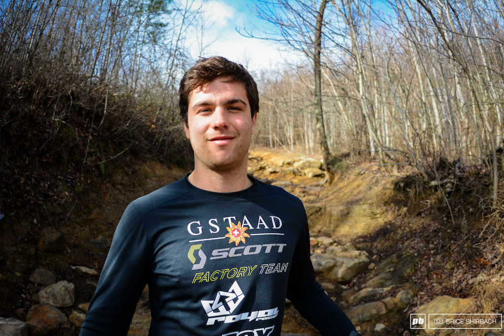 Neko Mulally joins the Gstaad-Scott Factory Racing Team powered by Fox.