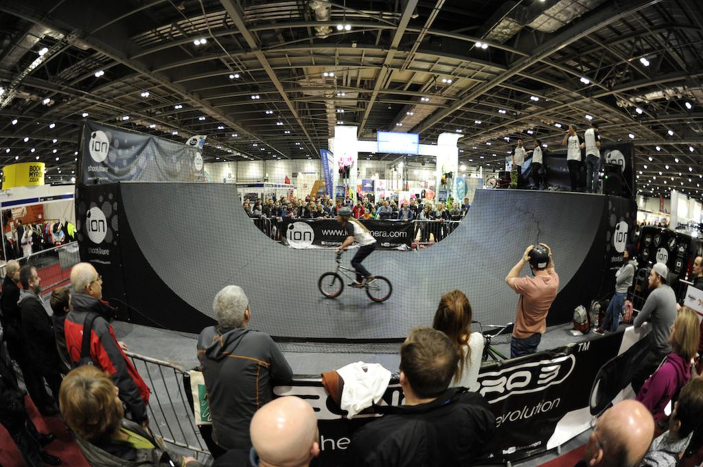 2014 London Bike Show