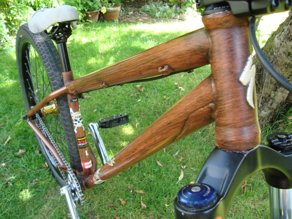 2010 Looking for Specialized P2 Woodgrain