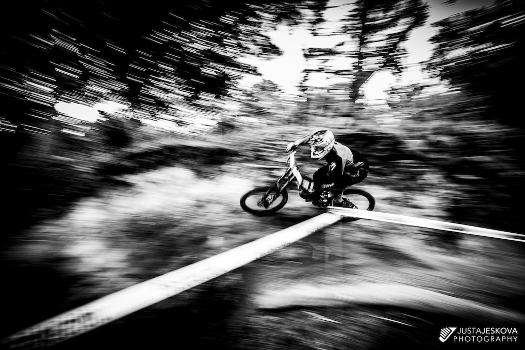 DH Race in Central America.