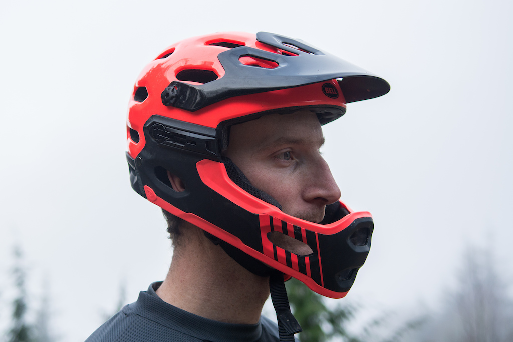 Bell Super 2R Helmet - Review - Pinkbike