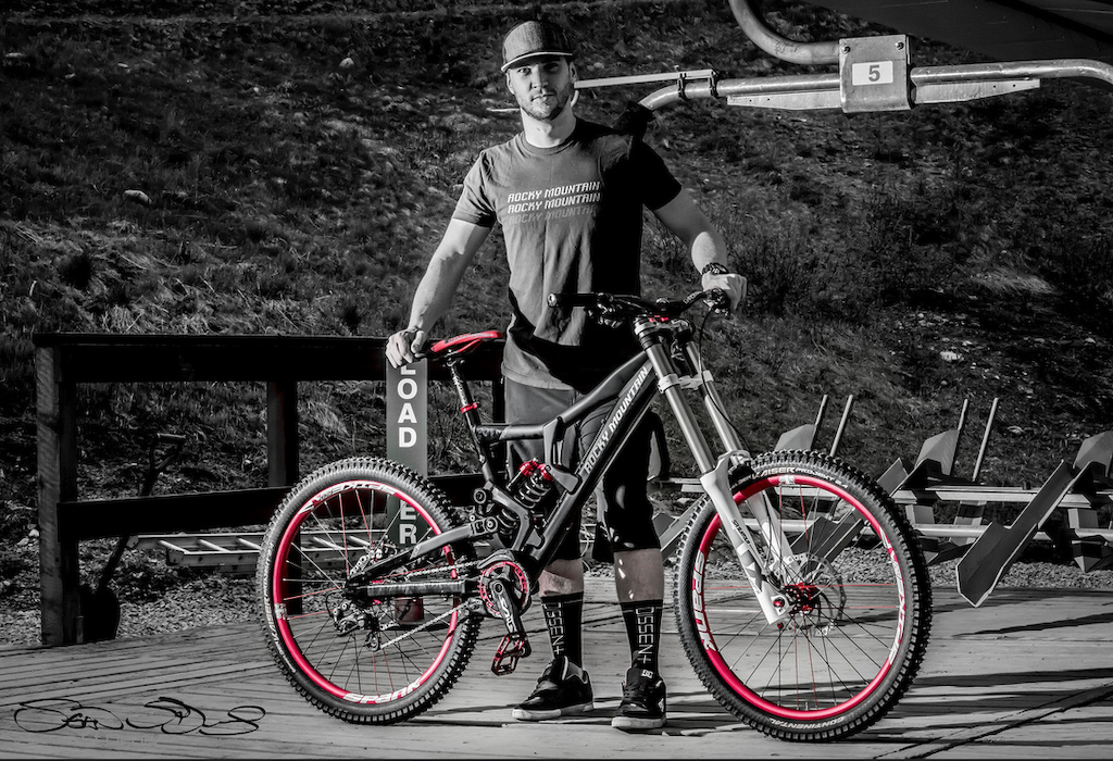 Dylan Forbes Rocky Mountain Bicycles