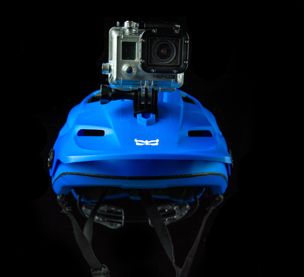 Kali Maya integrated camera mount 2015
