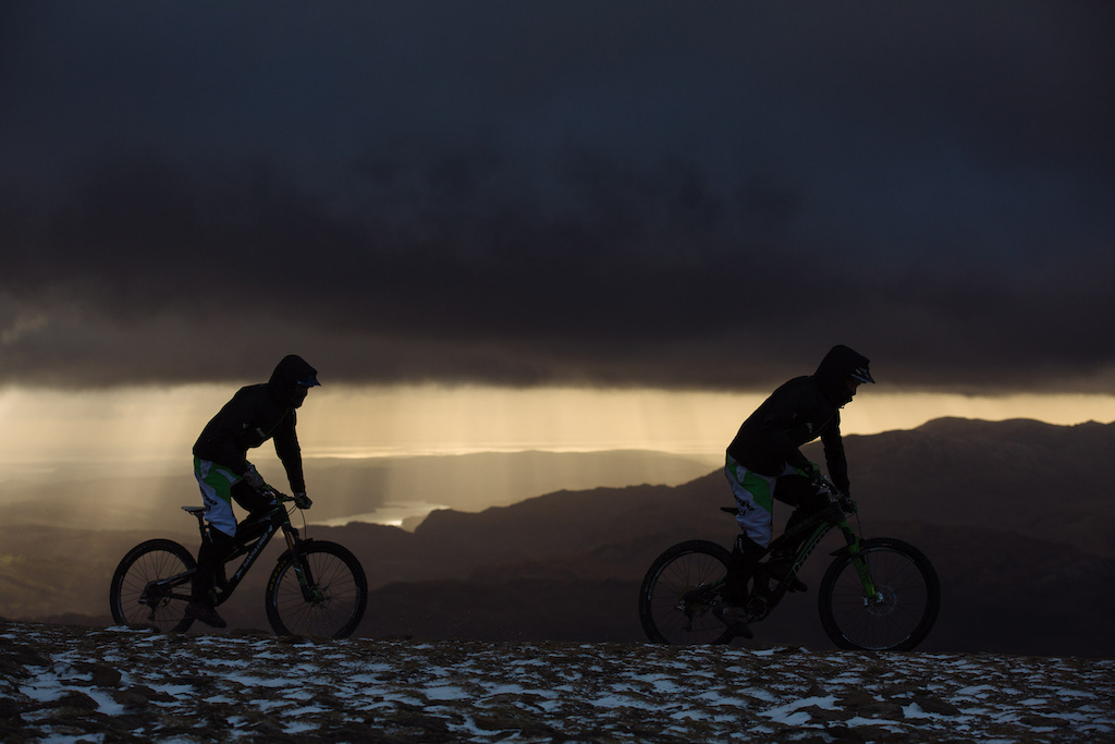 Grim Up North shooting - Helvellyn
