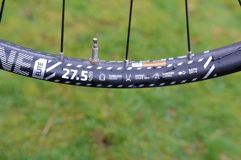 Bontrager Line Elite wheels review