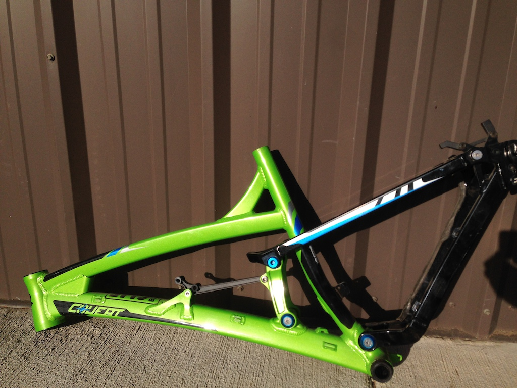 2014 Transition Covert 27.5--Frame Only