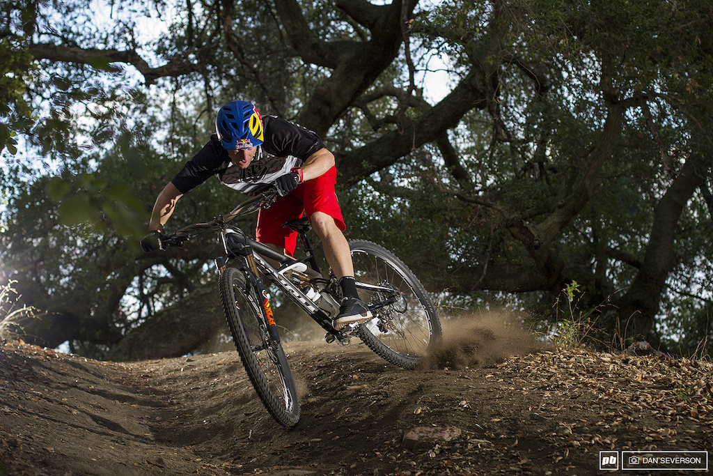 Aaron Gwin California Dream n article