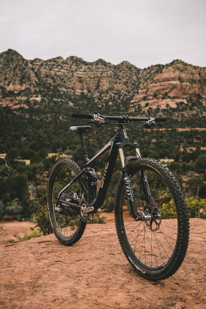 BMC Speed Fox SF02 in Sedona