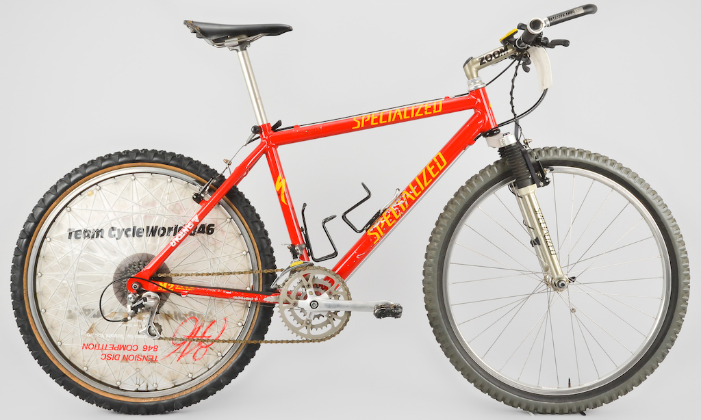 ba700c73fac Now THAT Was a Bike: Ned Overend's 1992 Specialized M2 - Pinkbike
