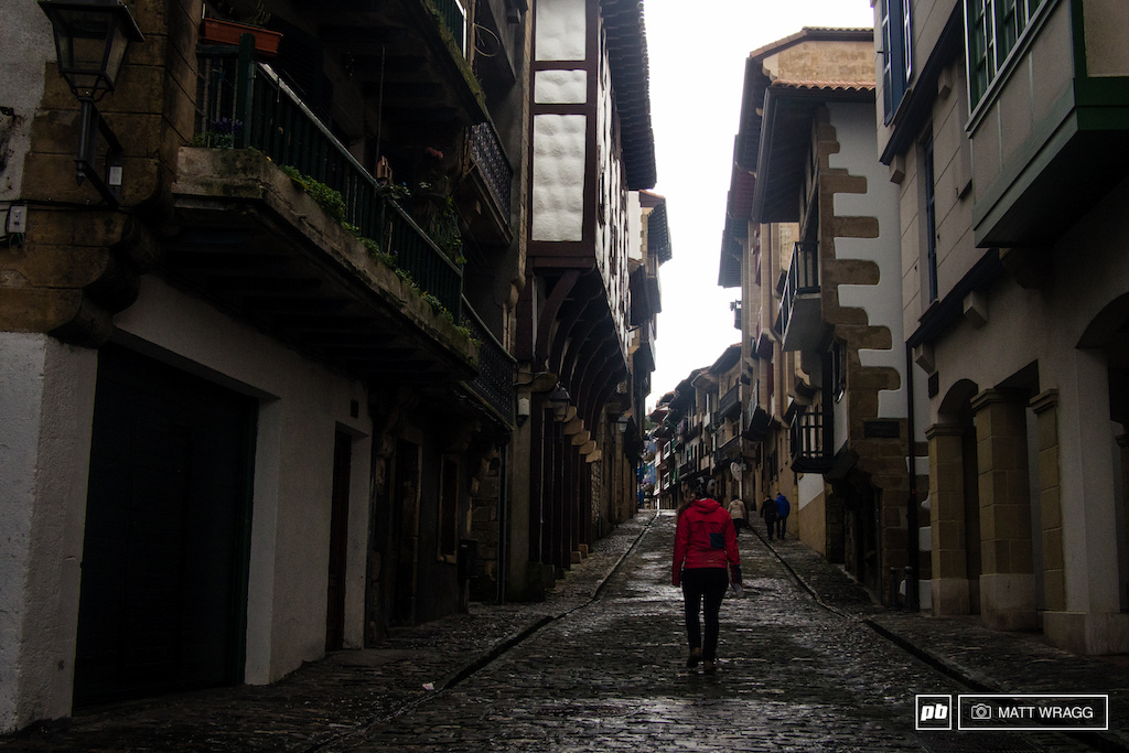Basque Country trip, January 2015.