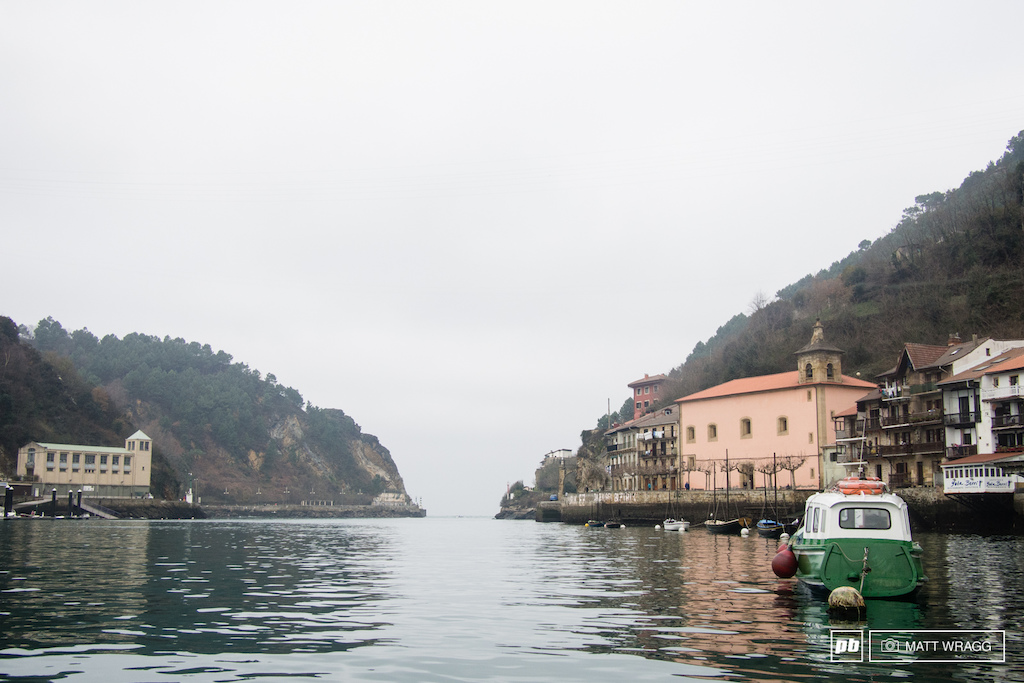 Basque Country trip, January 2015