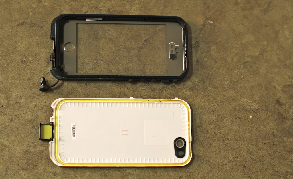 LifeProof fr iPhone case review test