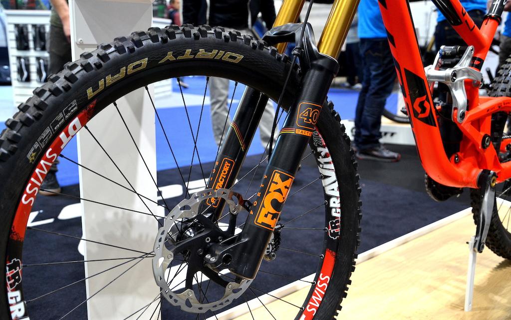 Brendan Fairclough S Scott Gambler London Bike Show