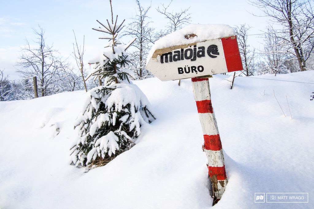Maloja headquarters visit