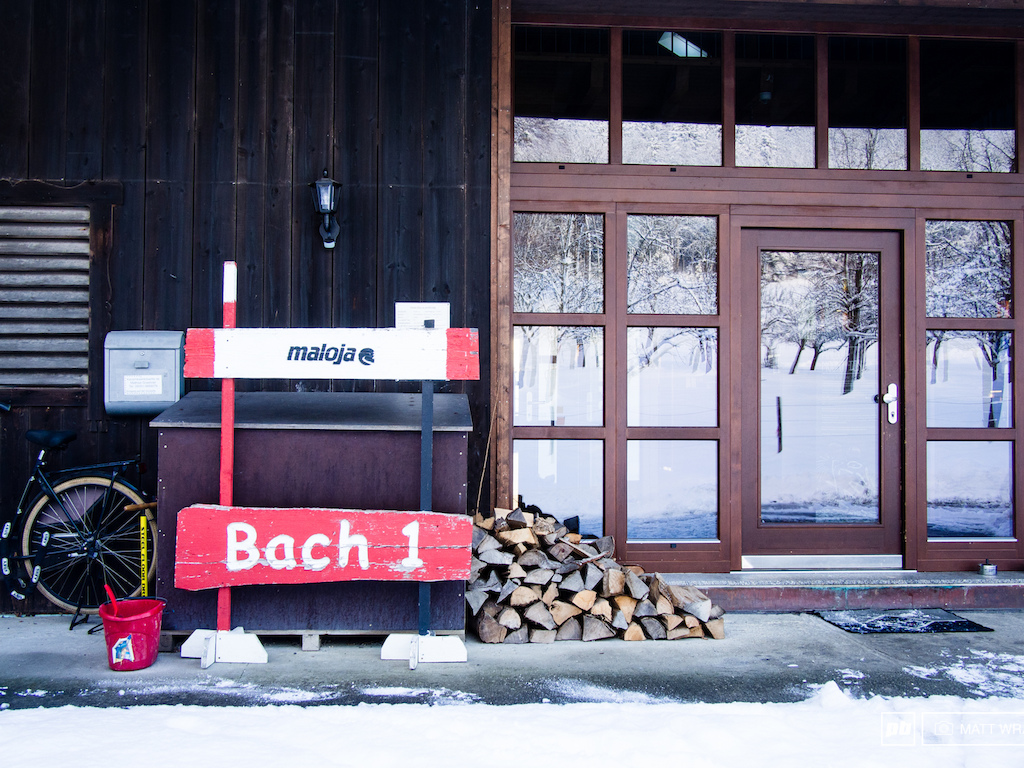 Maloja headquarters visit