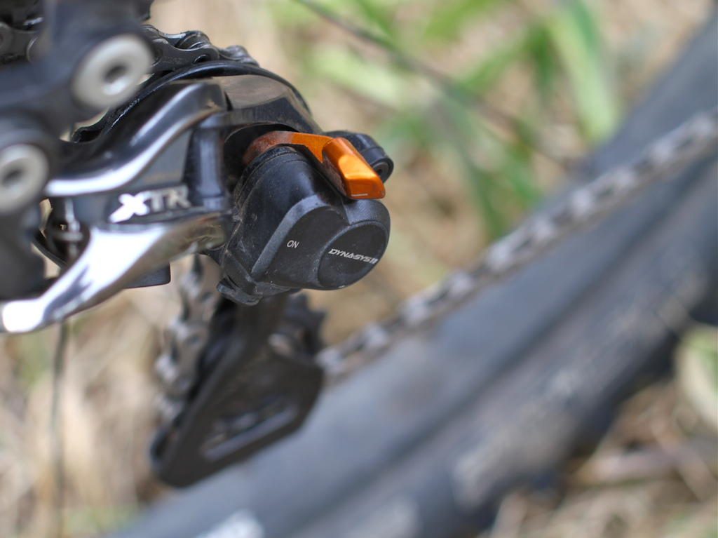 Shimano XTR Trail review test