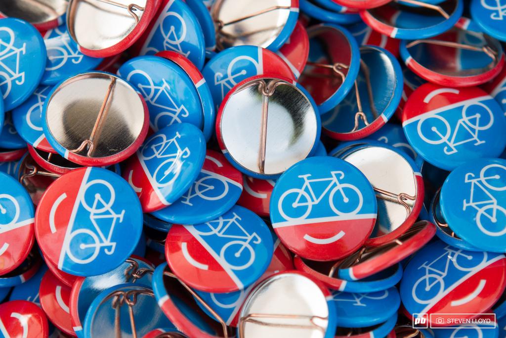 Biking makes people happy