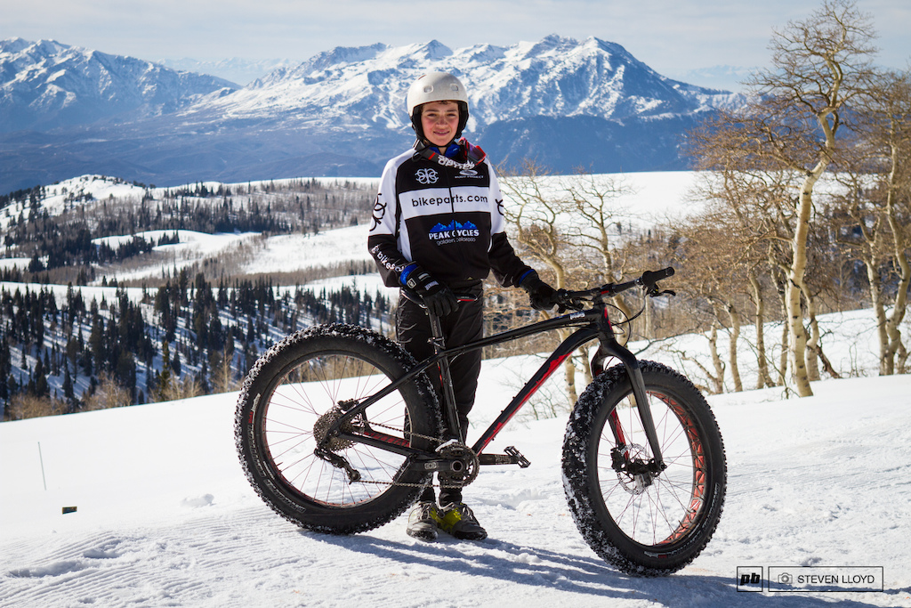 Dillon Turners Specialized Fat boy