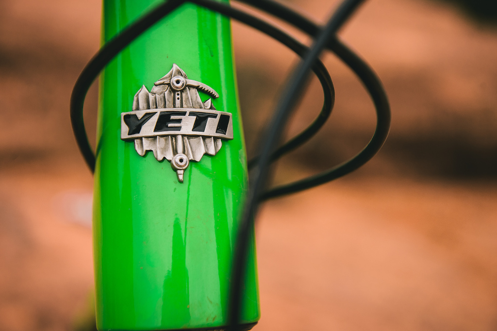 Yeti SB6c review test Photo by Paris Gore