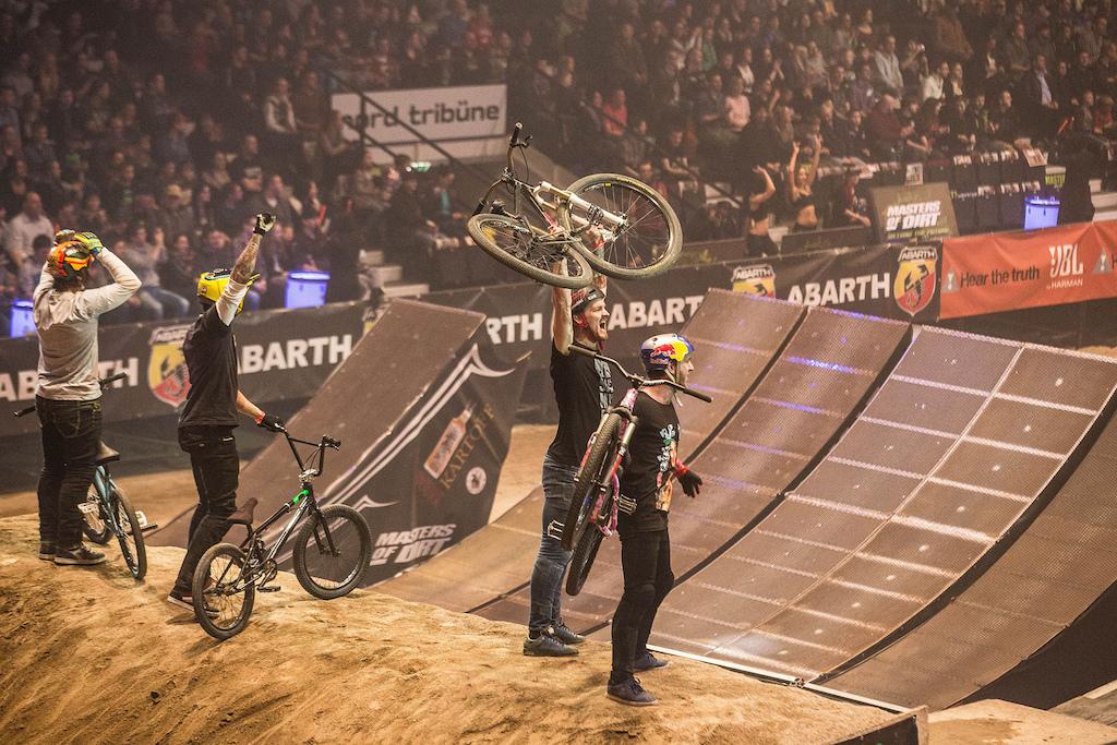 masters of dirt 2015