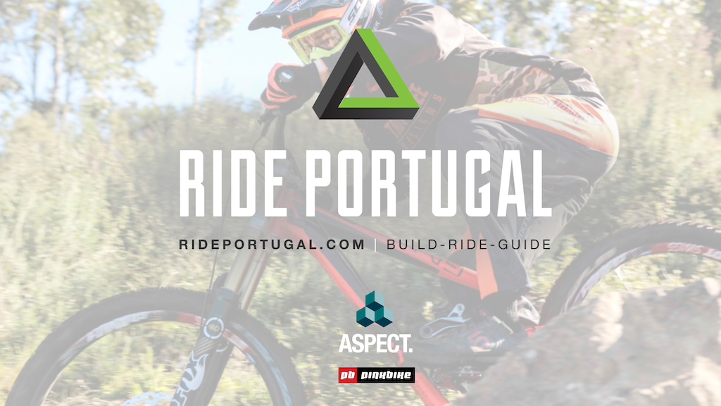 Images to go up with Brendogs latest video for RidePortugal