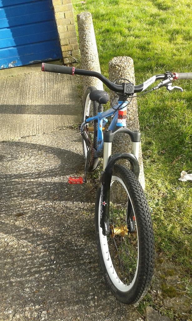 2010 complete custom bike, open to offers, swaps etc
