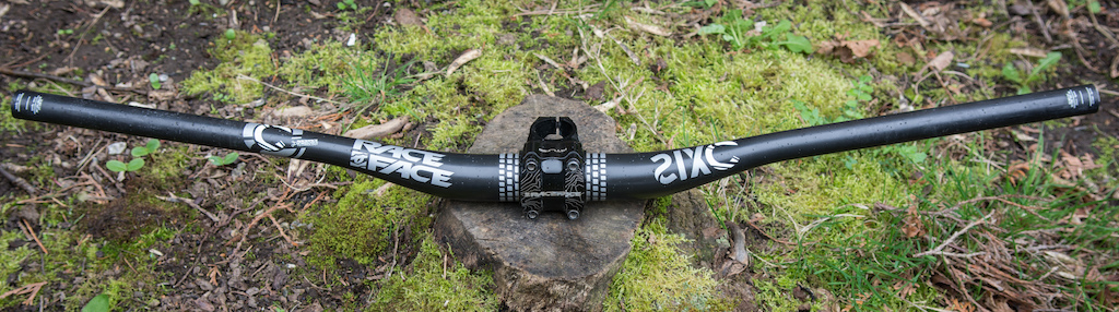 Race Face SIXC 35 bar and Atlas stem review test