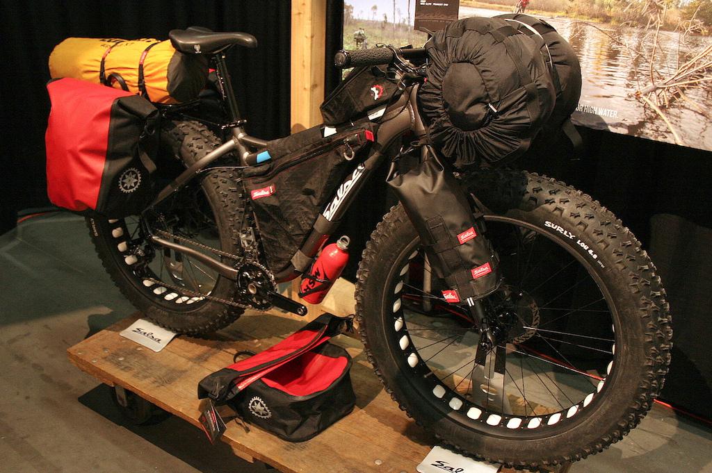 Fat Bike Roundup Qbp Frostbike 2015 Pinkbike