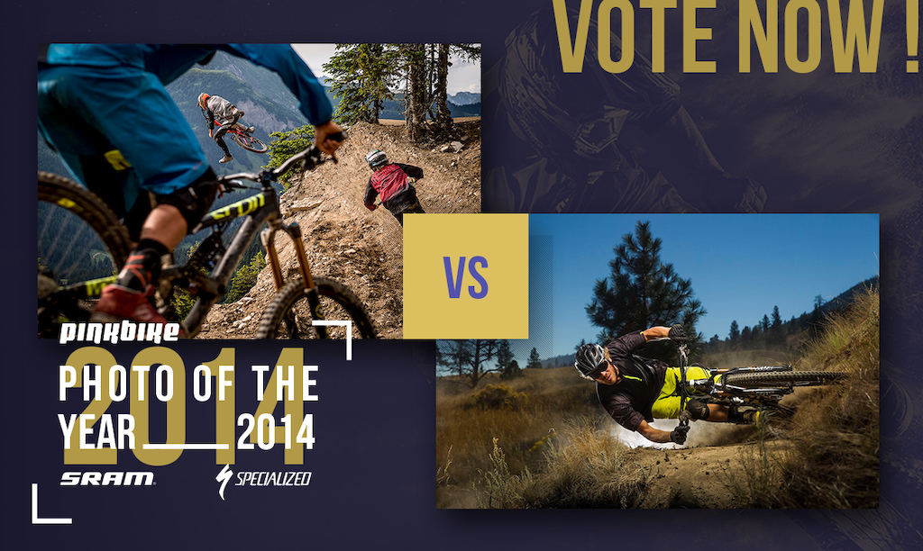 2014 Photo of the Year Finalists - Christoph Laue VS Sterling Lorence