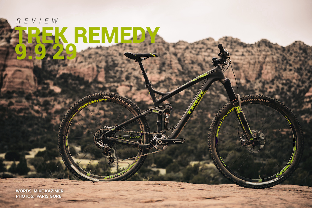 Trek Remedy Review