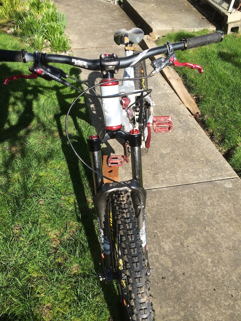 2009 Knolly Delirium with trail build